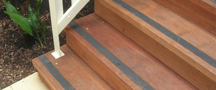 Pathfinder Systems | Products - Stair Nosing